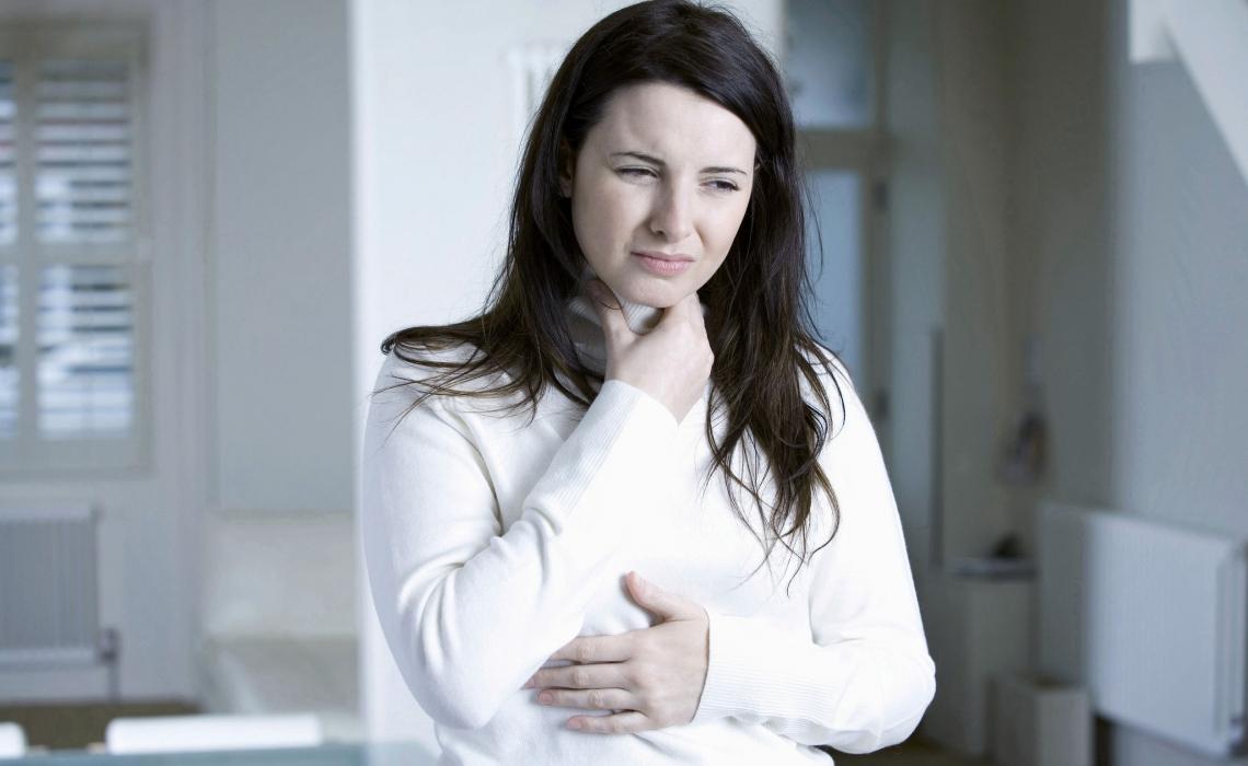 How to Naturally Treat Laryngitis