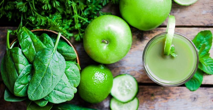 Juice your way to radiant health!