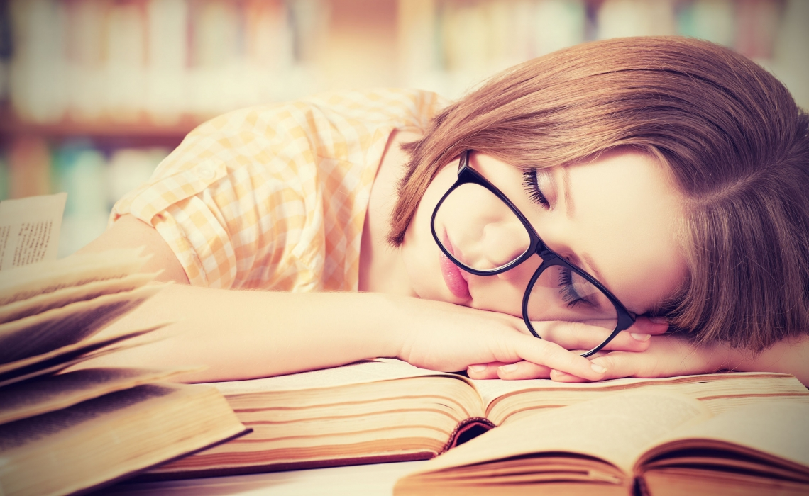 Sleep More, Study Less, Perform Better on Exams