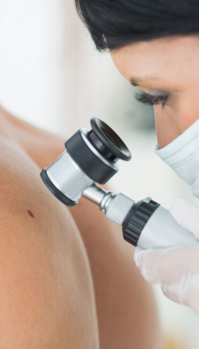 Award Winning Skin Cancer-Detecting Device