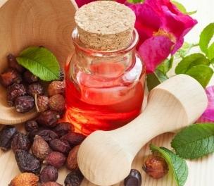 Elderberry Rosehip Syrup