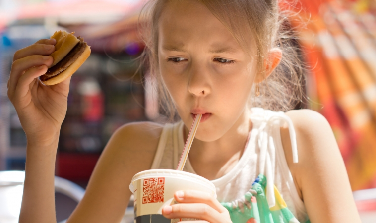Public Back Ban on Children's Junk Food Advertising