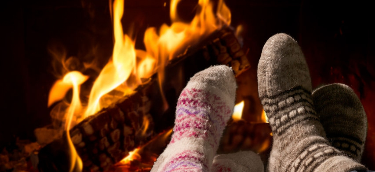 Warming Socks: Water Cure for the Common Cold (and so much more)