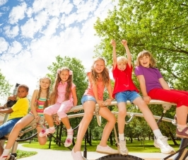 Better Recess, Better Social-Emotional Function of Children