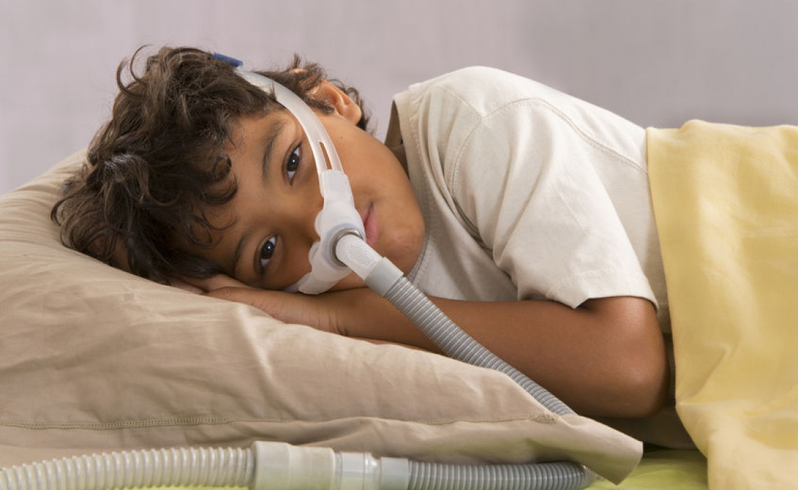 Brain Changes Present in Children With Sleep Disorder, Even During Wakefulness