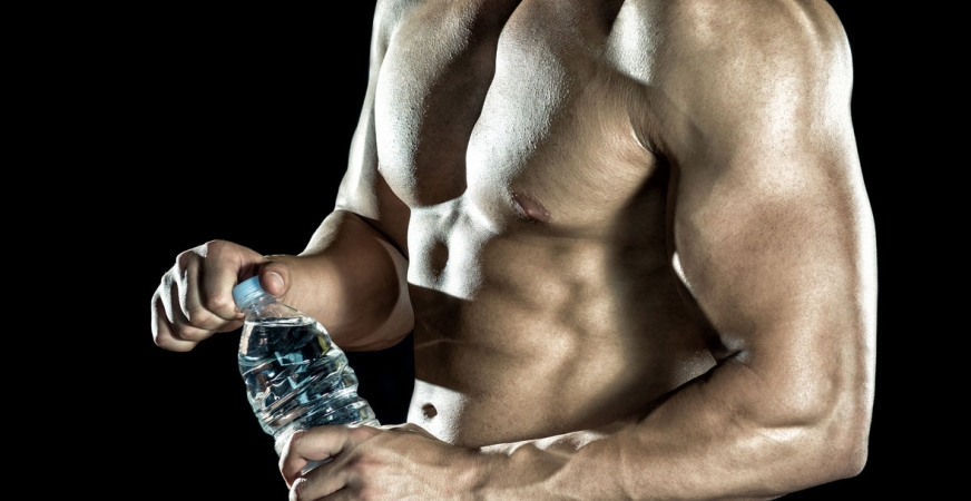 Eating Protein Before bed Increases Muscle Mass in Young Men in Resistance Training