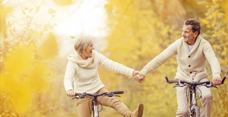 Regular Sex Improves Enjoyment of Life in Seniors