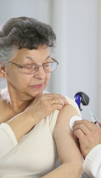 Vaccines for Seniors Part 1: Shingles Shot