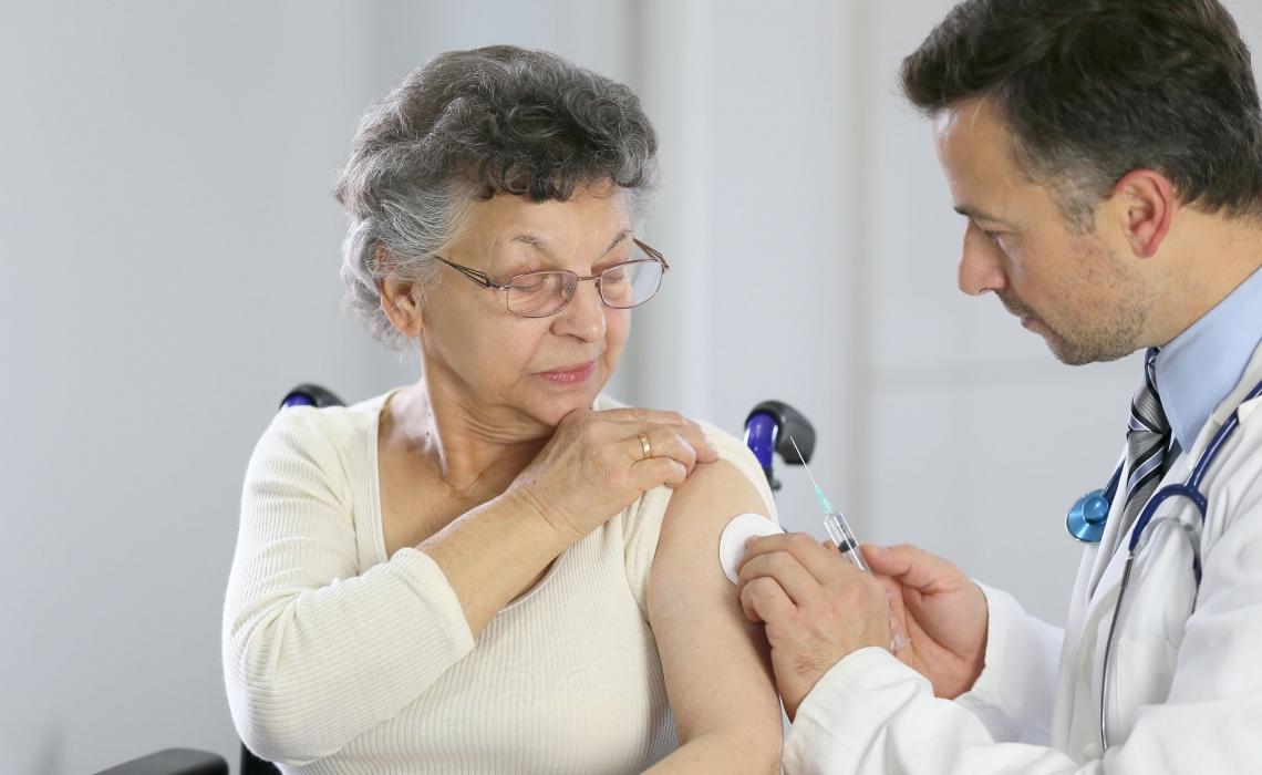 Vaccines for Seniors Part 1: Shingles Shot