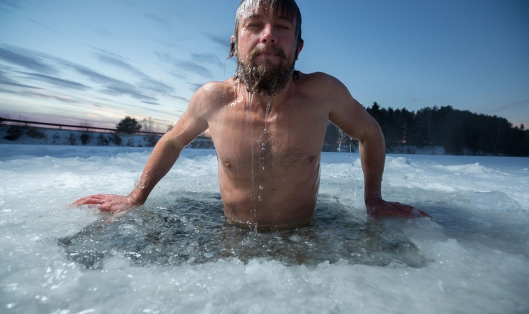 Water Cure and the Iceman: Optimizing Your Circulation and Immune Function