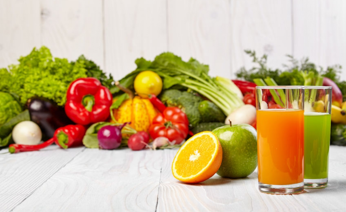 Easy 3 week cleanse to reset, renew, and rejuvenate