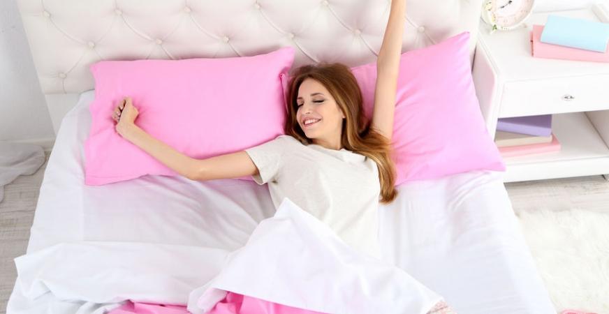 Later School Start Times = More Teen Sleep