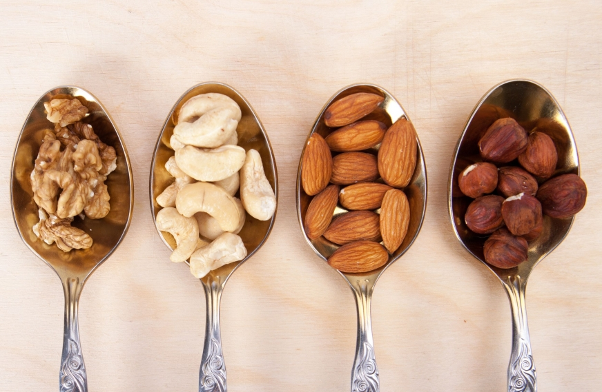 Healthy Nut Choices