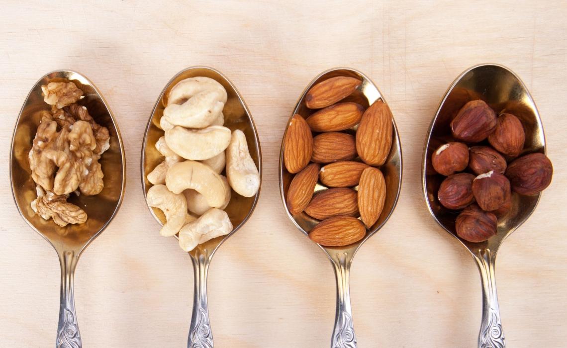 Healthy Nut Choices