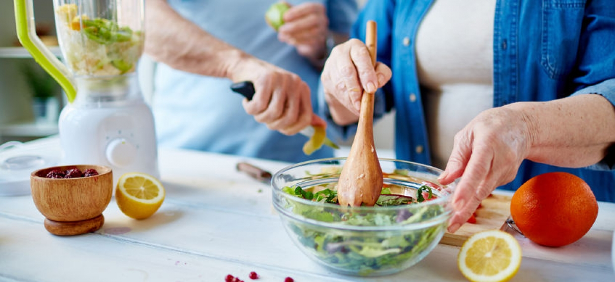 The Aging Immune System: How Probiotics Can Help
