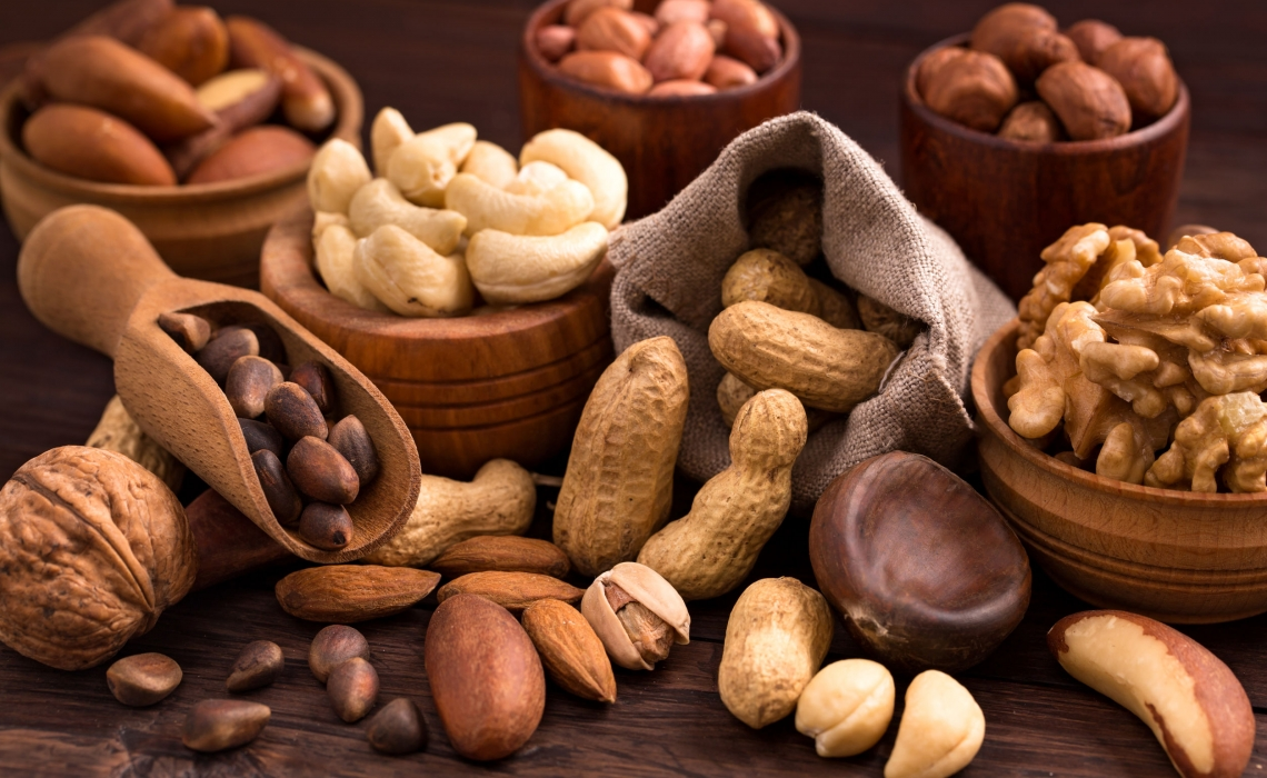Consuming Nuts Can Lower Inflammation