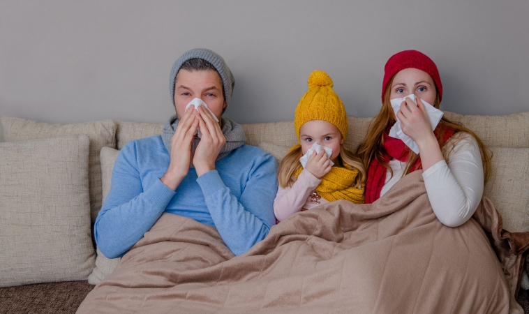 Cold and Flu 101: What, Who, Why and How-to-Heal You