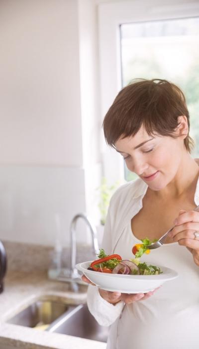 Why Does Heartburn Happen in Pregnancy?