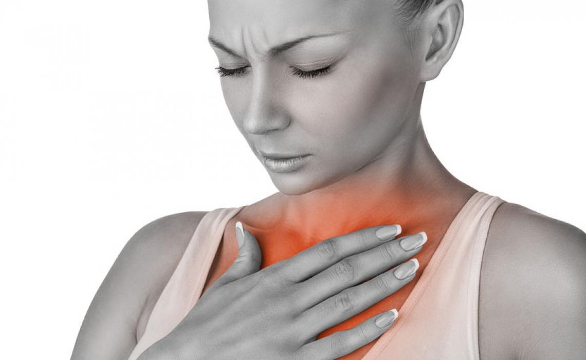 Heartburn Pills Aren't Risk-Free