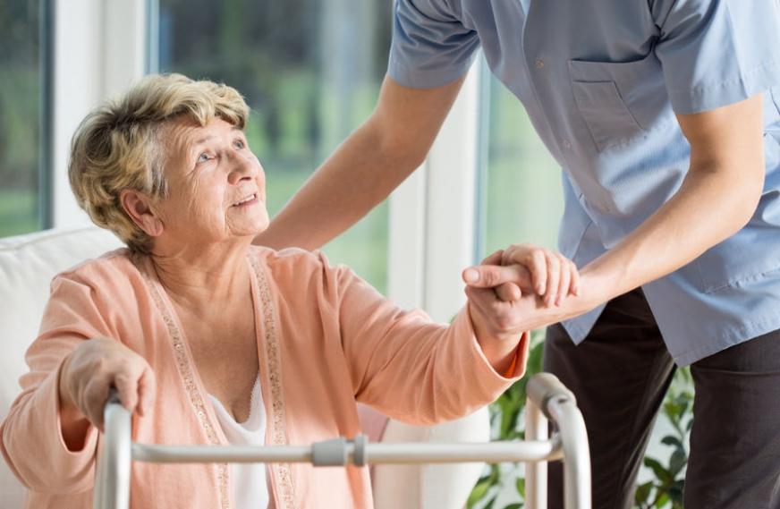 Bone mineral density improved in frail elderly women treated with zoledronic acid