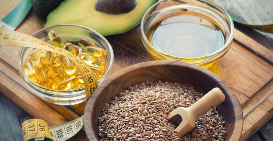 Omega 3 Fatty Acids Lower Mortality Risk With Bowel Cancer