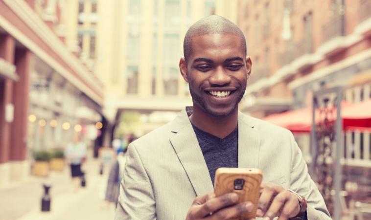 Measuring Wellness through Mobility Sensors on Smartphones