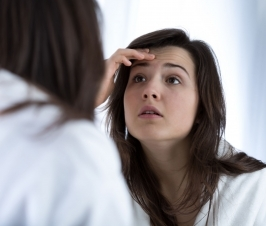 Skin Conditions Predict The Future In Women With PCOS