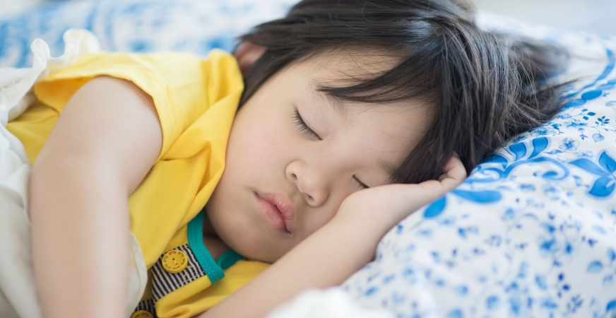 Start of School Can Worsen Bedwetting in Children