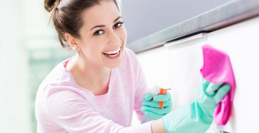 Natural and Non-Toxic Spring Cleaning