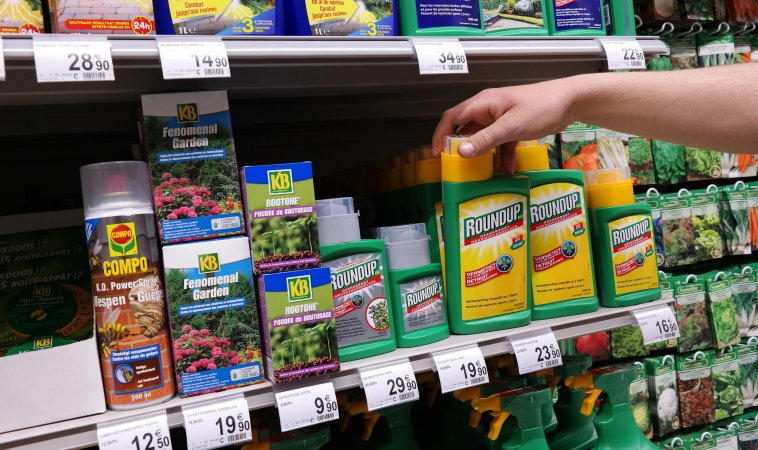 Monsanto Loses Big Court Case on Roundup Causing Cancer