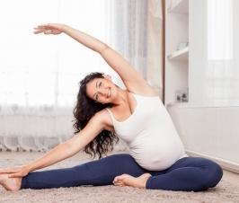 Exercising During Pregnancy Good for Children