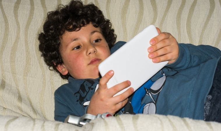 Limiting Screen Time Supports Brain Development in Kids