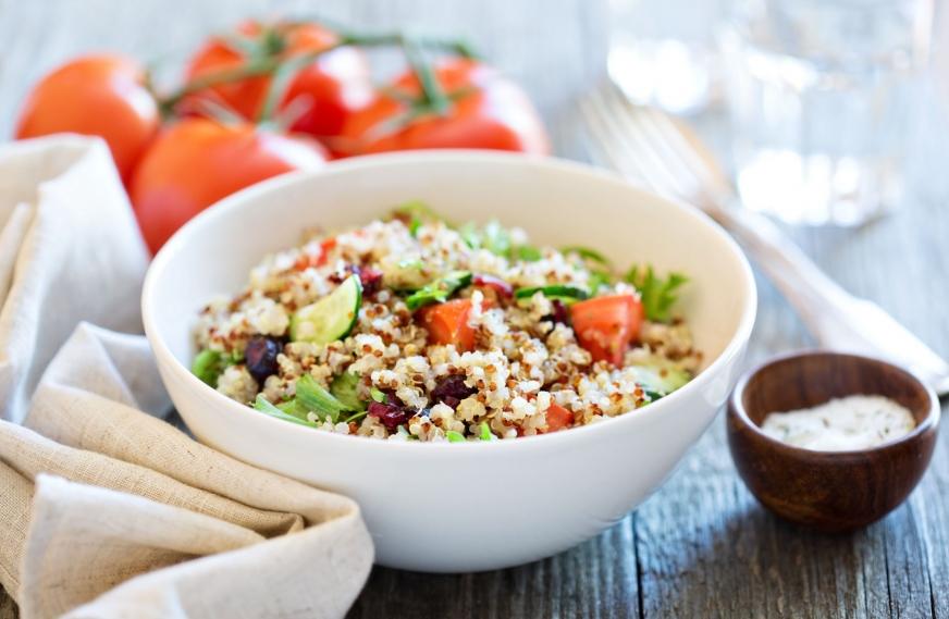 Keen On Quinoa Salad