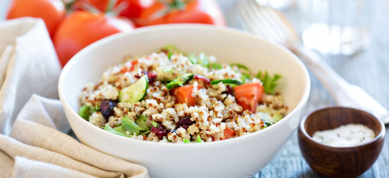 Keen On Quinoa Salad