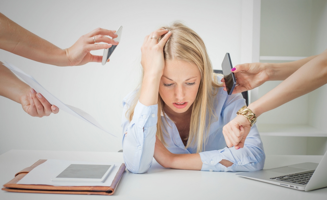 Multitasking Could Lead to Negative Work Culture