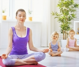 Study Found Yoga and Mindfulness Help Elementary School Students Manage Stress