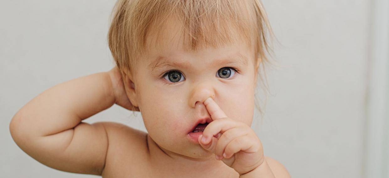 Smart Kids Eat Boogers