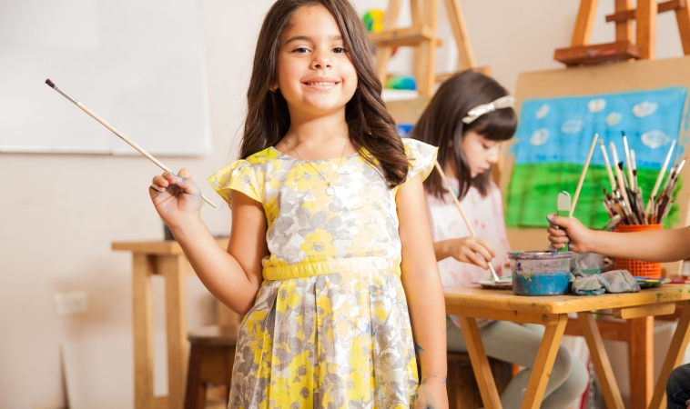 Artistic Expression at a Young Age Can Increase Health and Reduce Social Inequalities