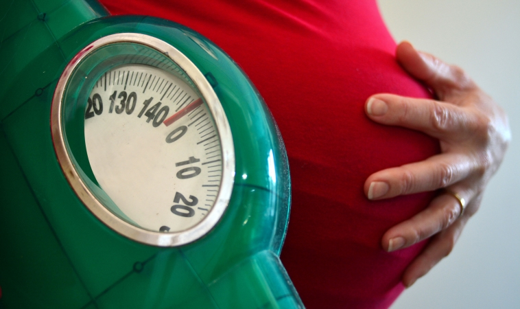 Obese Women May Not Require Extra Calories During Pregnancy