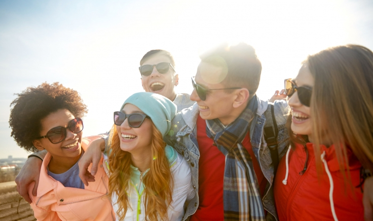 More Early Social Interaction Equals Better Health
