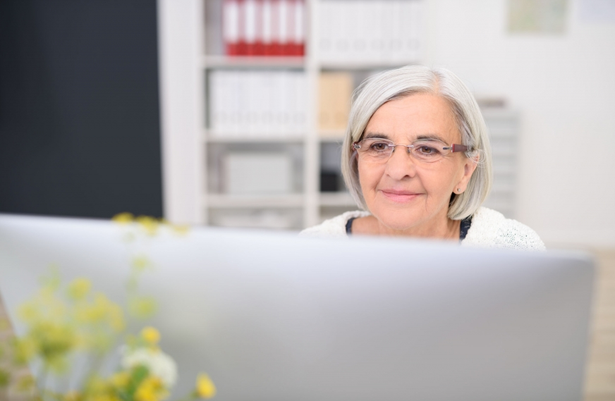 Older Adults Less Able to Recognize Their Errors