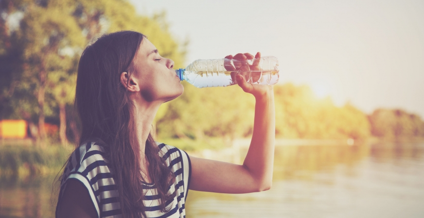 Drinking More Water Associated with Numerous Dietary Benefits