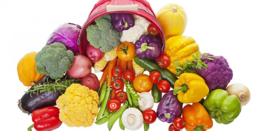 90 Percent of Americans Don't Eat Enough Fruits & Veggies (squash salad recipe included)