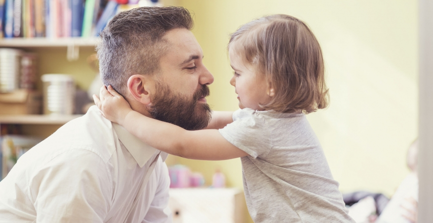 Daddy's Genes Matter!