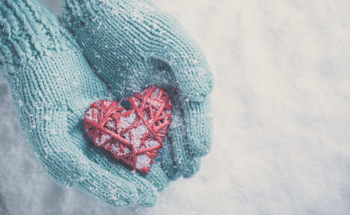What do cold feet and hands have to do with the heart?