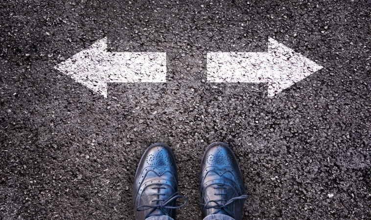 Self-Nudging May Help You Make Better Choices