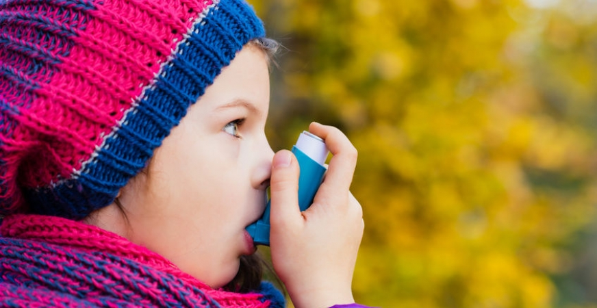 Sugar Drinks Linked to Childhood Asthma