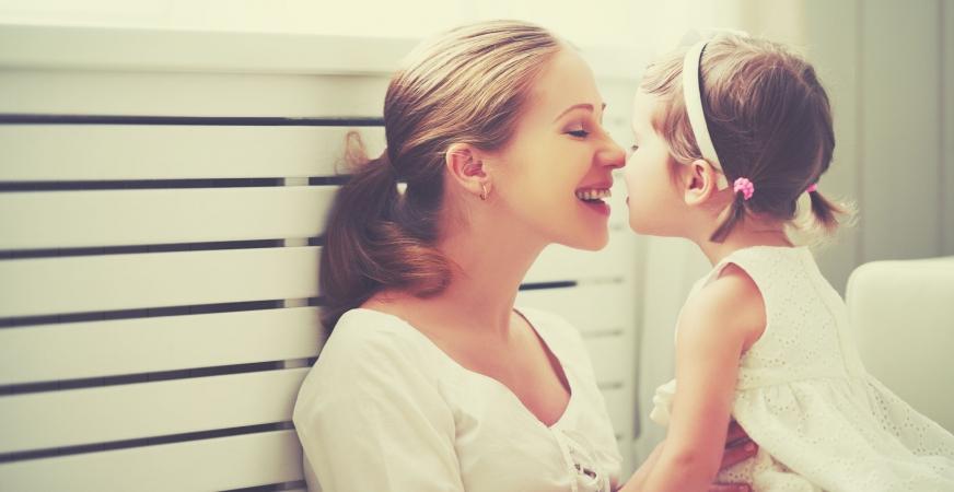 Mom's Voice Affects Children's Brains