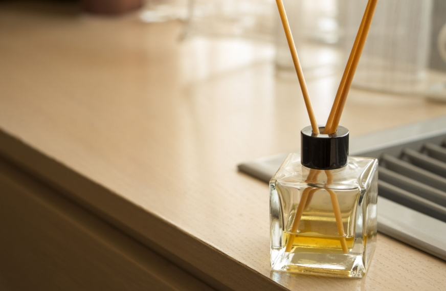 Inhaled Essential Oils' Effect on Mental Exhaustion