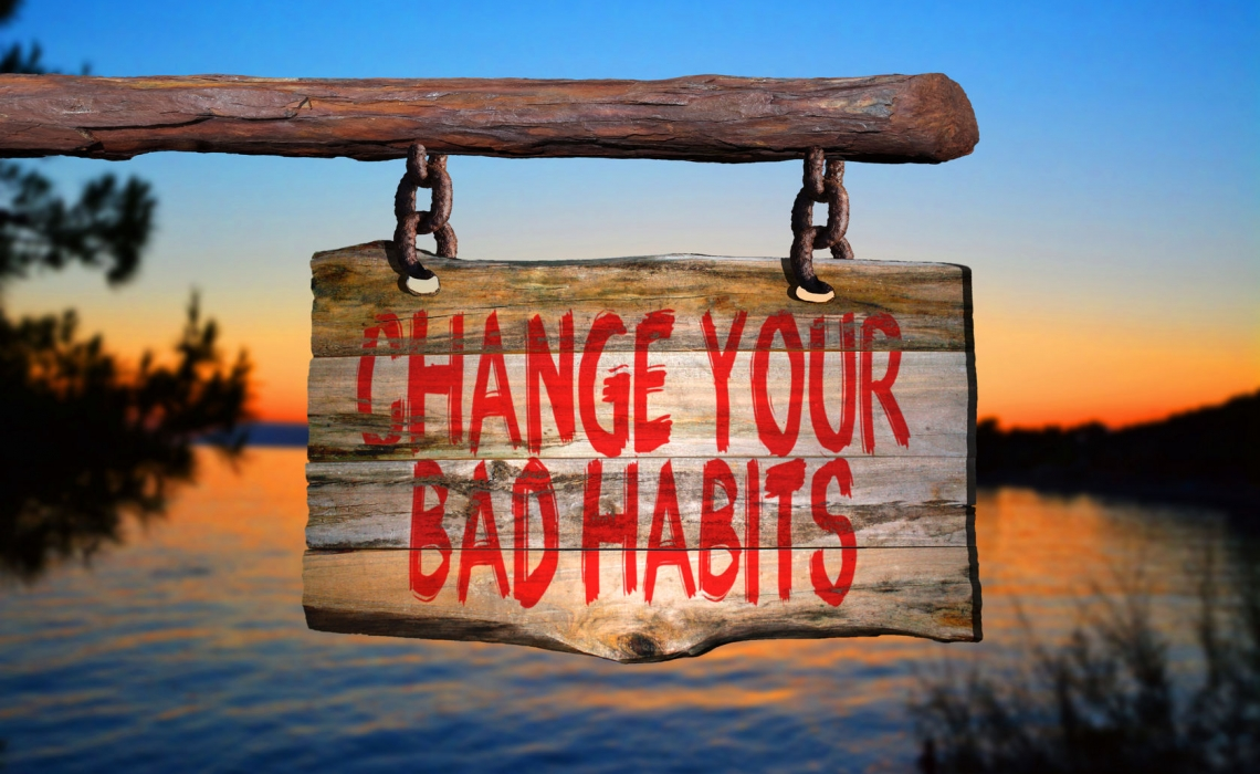 Kicking Habits and Overcoming Addictions in the New Year